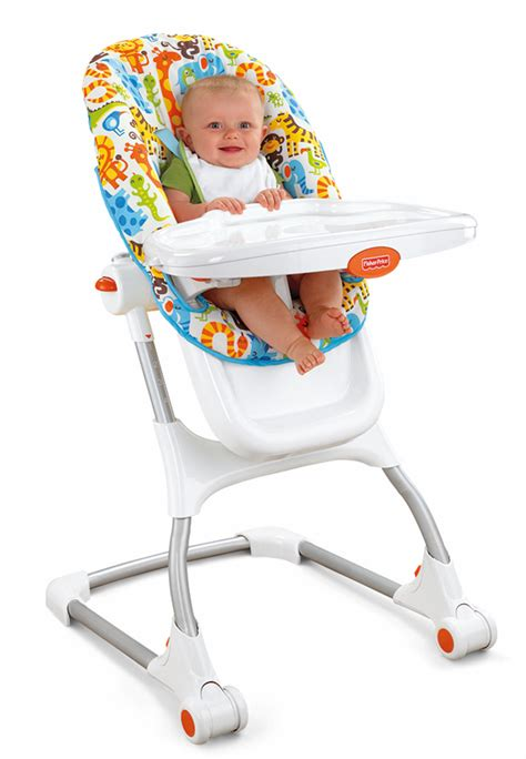choosing and using a baby high chair