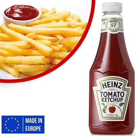 Heinz Tomato Ketchup 1Kg | Centro Internazionale del Barbecue
