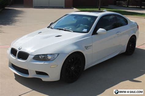 2009 Bmw M3 For Sale by 2009 Bmw M3 Base Coupe 2 Door For Sale In United States