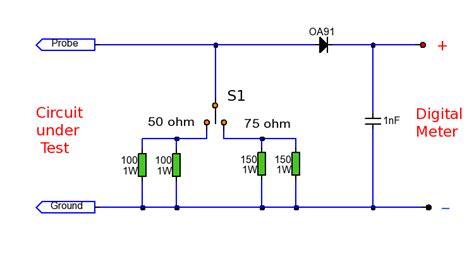 Probe Watt Meter