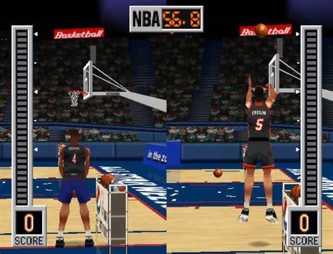 nba zone 2000 screenshot n64