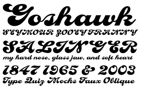 60s fonts www pixshark com images galleries with a bite