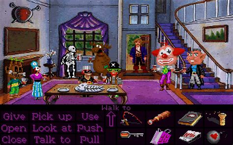 x2 fame monkey island caption contest 17 the the bad and