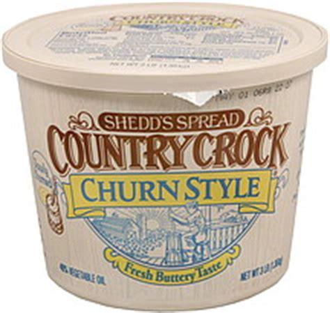 Country Crock 48% Vegetable Oil Spread Churn Style 30 Lb