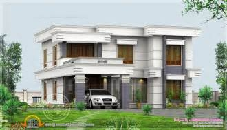 Flat Houses Designs Pictures by January 2014 Kerala Home Design And Floor Plans