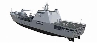 Lst Damen Ship Landing Transport Navy Nigeria