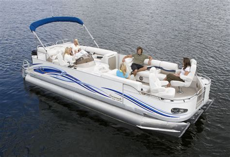 Crest Pontoon Boat Cup Holders by Research 2009 Crest Pontoon Boats 25 Savannah Lstx On
