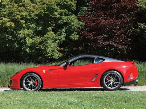 In forza motorsport 7 it was rewarded to all players who beat phil spencer's final time in the december bounty. RM Sotheby's - 2012 Ferrari 599 GTO | Ferrari - Leggenda e ...