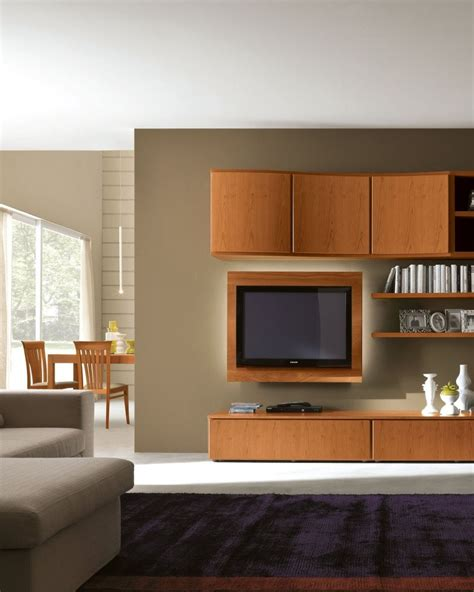 napol soggiorno in legno di ciliegio mobilificio 2000