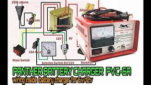 Panther Battery Charger Pbc