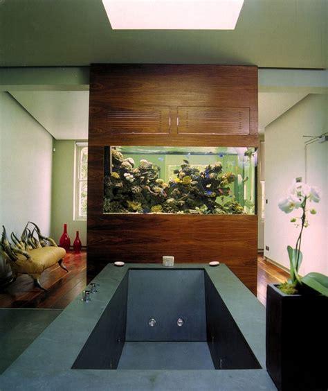 modern aquarium design   interior house