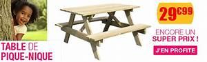 Table Enfant Exterieur : mobilier exterieur enfant pi ti li ~ Melissatoandfro.com Idées de Décoration