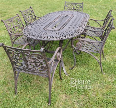 fleur de lis patio furniture chicpeastudio