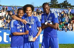 Chelsea UEFA Youth League winner Jay Dasilva betters any ...