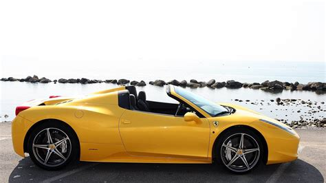 Top Speed 458 by 2014 458 Spider Top Speed