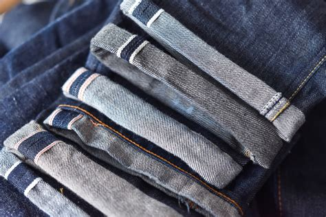 Wear This Selvedge And Raw Denim  The Gentlemanual A