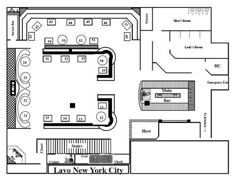 Collection Of Webster Hall Floor Plan  Webster Hall Floor