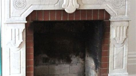 clean your brick fireplace with of tartar