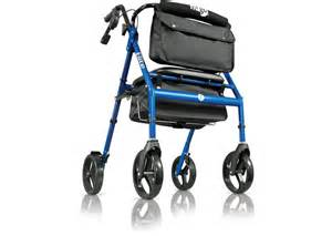 walking aid hugo 174 elite rolling walker with a seat review