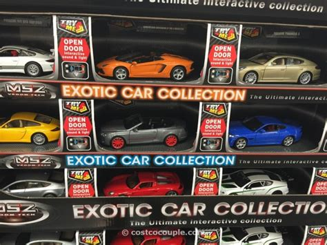 exotic car collection  pack