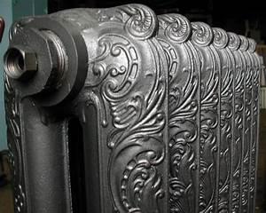 Radiateur En Fonte Electrique : radiateur fonte rococo occasion ~ Premium-room.com Idées de Décoration