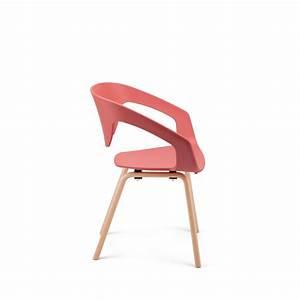 Chaise Scandinave Rouge : chaise design scandinave tendance nordique drawer ~ Teatrodelosmanantiales.com Idées de Décoration