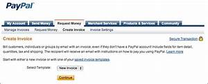 How to send paypal invoice how can i send a paypal invoice for How do i create a paypal invoice