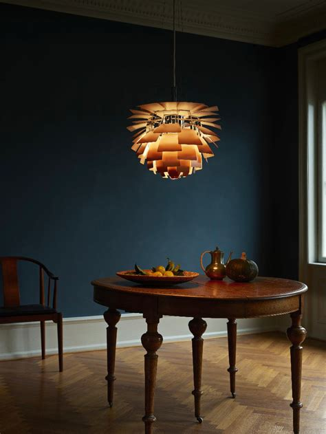 Louis Poulsen Artichoke by Louis Poulsen Ph Artichoke Pendant 600 Mm Copper