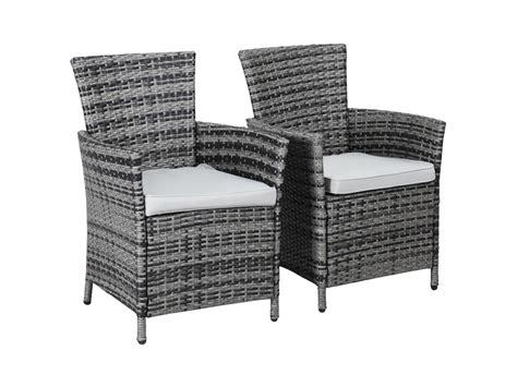 emejing table et chaise de jardin resine tressee gris