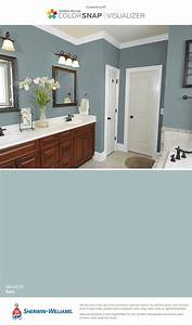 Best 25 bathroom color schemes ideas on pinterest guest for Kitchen cabinet trends 2018 combined with wedding vow wall art