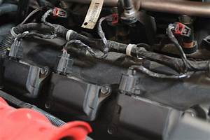 Coil Pack Installation On A Modern Hemi