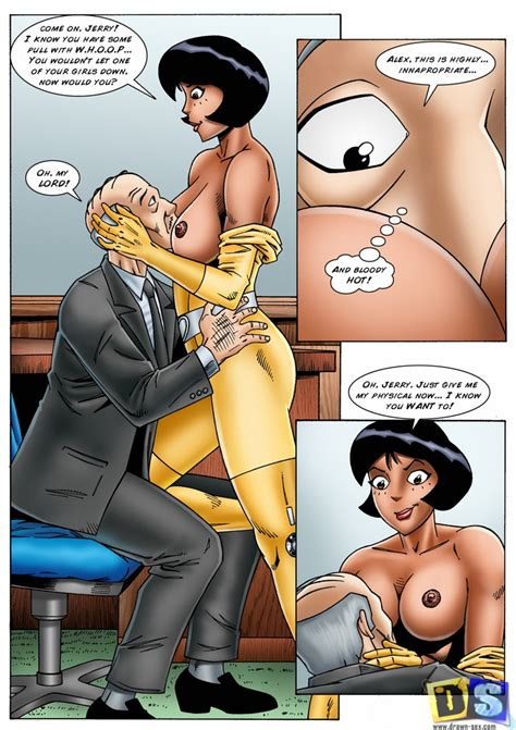 Totally Spies A Few Minutes With Alex Porn Comics Galleries