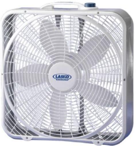 box fans on sale lasko 3720 weather shield performance 20 inch box fan