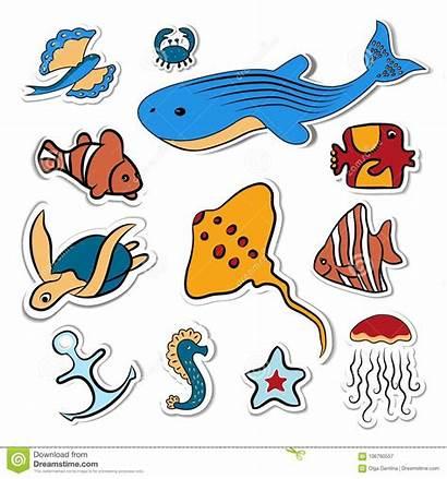 Fish Clipart Sea Deep Marine Ocean
