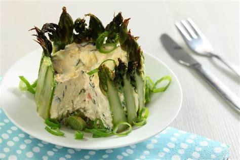 cuisiner les asperges vertes fraiches recette de terrine aux pointes d 39 asperges et ricotta
