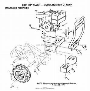 Ayp  Electrolux Ctj800a  1999  U0026 Before  Parts Diagram For