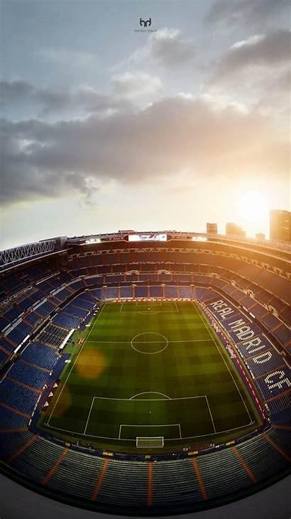 Madrid Stadium Football Iphone 4k Wallpapers Soccer