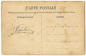 French Ephemera - Sheet Music Postcard - The Graphics Fairy