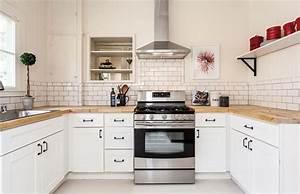 Wood Kitchen Countertops (Design Ideas) - Designing Idea