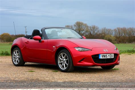 Mazda Mx5 Convertible Review Parkers
