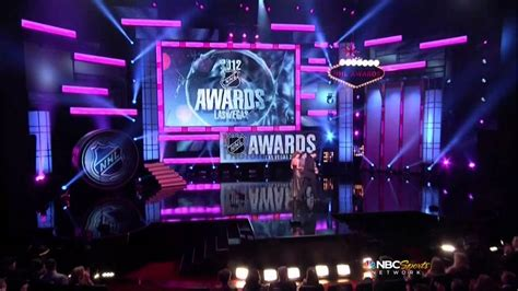 2012 Nhl Awards Show Part 5 Shanahan Spoof, Kevin Smith