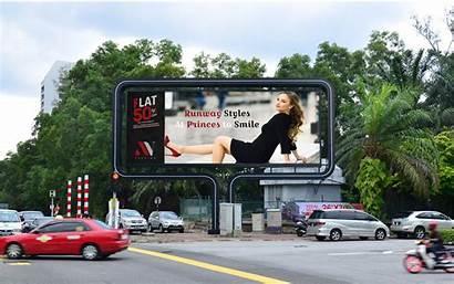 Advertising Outdoor Ooh Indoor Services Solutions Advertisement