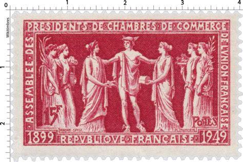 chambre de commerce française à l étranger timbre assemblée des présidents de chambres de commerce