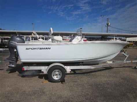 Sportsman Boats Dothan Al by Sportsman Boats Island Reef 17 Fresh Water Fishboats New