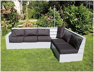 sofa selber bauen holz hauptdesign With französischer balkon mit garten couch holz