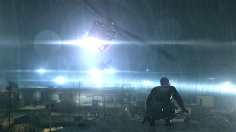 mgs ground zeroes  official hd screenshots