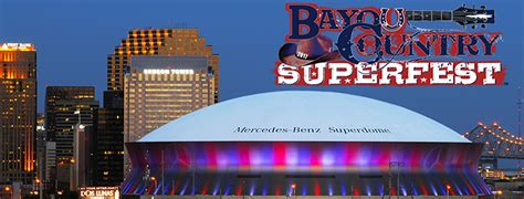 Single-Day Bayou Country Superfest Tickets On Sale Today
