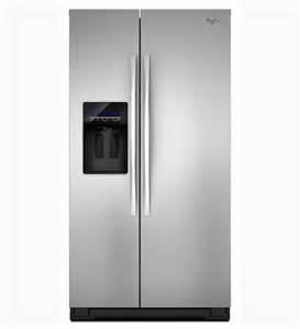 Whirlpool Side by Side Refrigerator