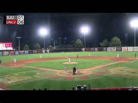UNLV Baseball vs. St. John's - AllStar Baseball News