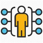 Icon Team Project Leader Lead Supervisor Management